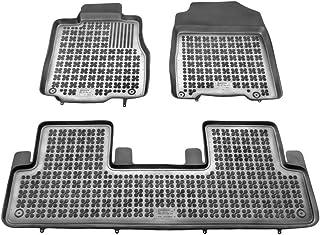 MDM Gummimatten CR V IV ab 10.2012  Passform, Fussmatten mit hohem Rand 5 cm, cod. 3D 5422