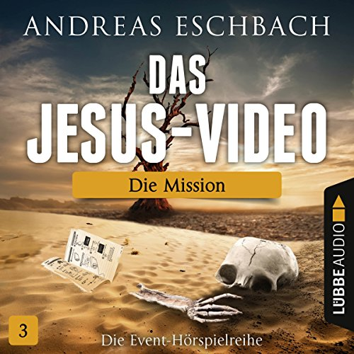 Die Mission audiobook cover art