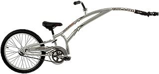 Trail-A-Bike Jr. Compact Folder (Silver)