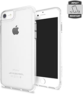 Skech Crystal Clear Scratch Resistant Shockproof Case Cover for iPhone 8, iPhone 7, 6s - Clear