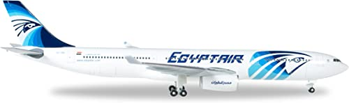Herpa 529846 - Egypt Airbus A330-300