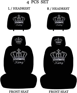 king and queen seat covers