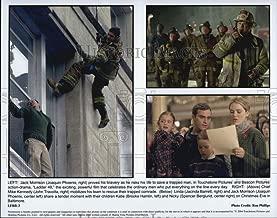 Historic Images - 2004 Press Photo Joaquin Phoenix, John Travolta, Brooke Hamlin Ladder 49