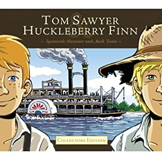 Tom Sawyer und Huckleberry Finn Titelbild