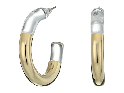 8 Other Reasons Bay Hoops (Clear) Earring