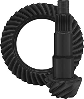 Yukon Gear & Axle (YG D30SR-411JK) High Performance Ring & Pinion Gear Set for Jeep JK Dana 30 Short Reverse Pinion Differential