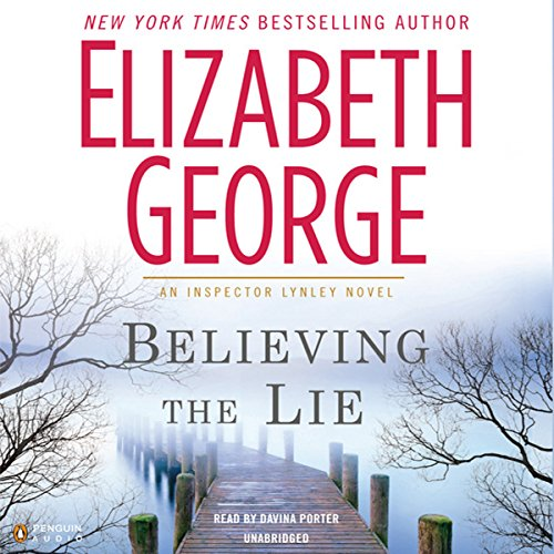 Believing the Lie audiobook cover art