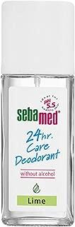 Sebamed Deodorant Spray 24 Hours Lime, 75 ml