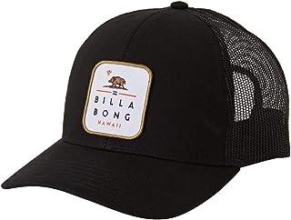 Billabong Men's Native Trucker Hat Orange 1SZ