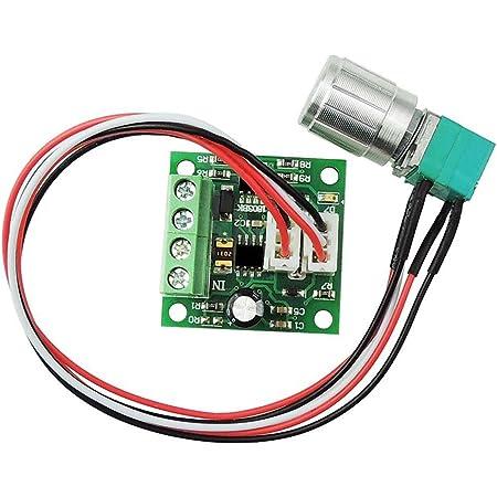 Pixnor 1803bkw 1 8v 3v 5v 6v 7 2 V 12v 2a 30w Dc Motor Elektronik