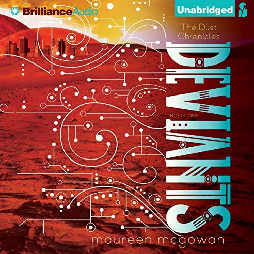 Deviants audiobook cover art