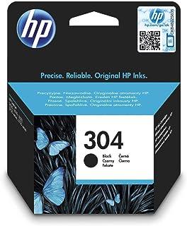 HP 304 Wkład Do Drukarki HP DeskJet 2630, 3720, 3720, 3720, 3730, 3735, 3750, 3760; HP ENVY 5020, 5030, 5032, Czarny