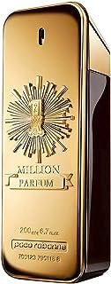 PACO RABANNE 1 Million Men Eau DE Parfum 200ML VAPORIZADOR Unisex Adulto Negro 200 ml