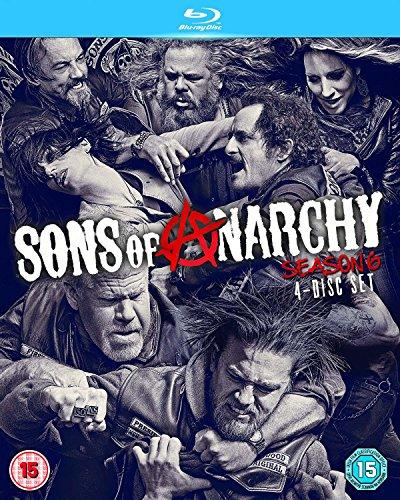 SONS OF ANARCHY-SEASON 6