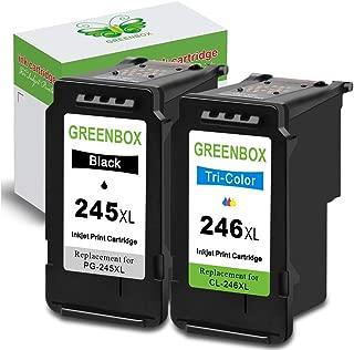 Best green box ink cartridges Reviews