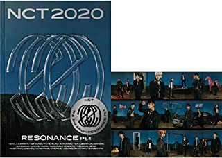 NCT 2020 Resonance Pt. 1 Album PreOrder (The Past Version) CD+Folding Poster+Photo Book+Lyrics Poster+Photo Card+Yearbook ...