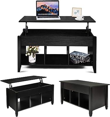 Strange Amazon Com Sauder Harbor View Lift Top Coffee Table L Evergreenethics Interior Chair Design Evergreenethicsorg