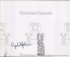lyndon johnson signature