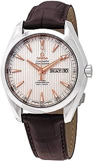 Omega Seamaster Aqua Terra Automatic Chronometer Silver Dial Men's Watch 231.13.43.22.02.003