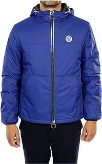 NORTH SAILS Jacket America Men's Padded Jacket, Blue