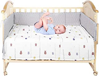 Unichart Bed Bumpers for Baby, Infant,Kids Children Safety Bumpers on Bed