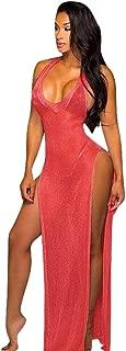Vestidos Mujer Bikini Cover-up Verano 2018, Sonnena Sexy Blusa sin Mangas Perspectiva Vestido de Playa Cubrir Cuello-V Transparente Bikini Cover-up