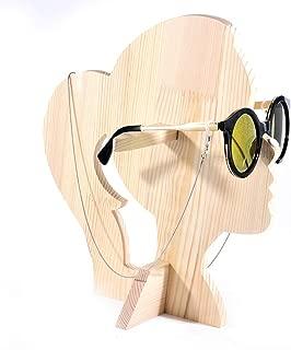 hemao メガネチェーン シンプルでおしゃれ 眼鏡ストラップ 男女兼用 72cm シルバー