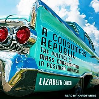 A Consumers' Republic audiobook cover art