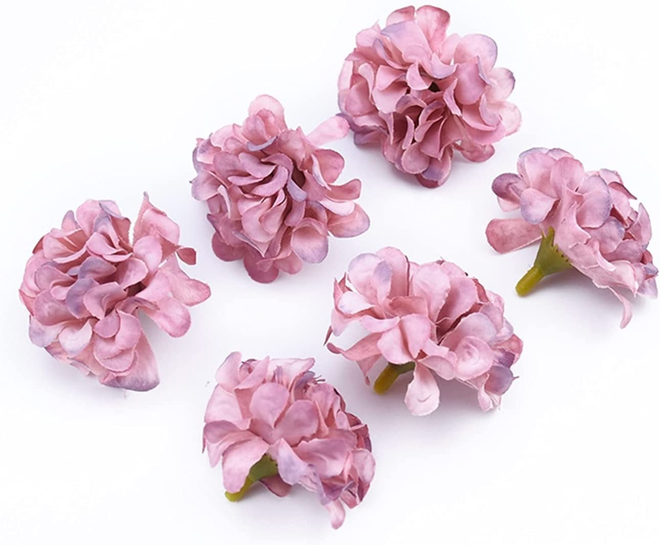Artificial specialty shop Flowers 10 Pieces Small Fashionable Hydrangeas