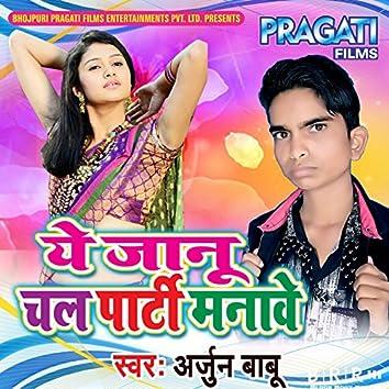Ye Jaanu Chala Party Manawe - Single