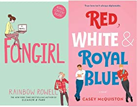 Fangirl + Red, White & Royal Blue: A Novel (Set of 2 Books)