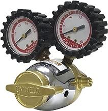 Uniweld RMC2 Patriot Series Acetylene Regulator with