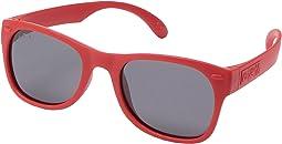 Red Flexible Sunglasses (Adult S/M)