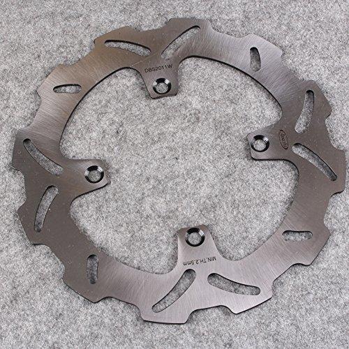 GZYF Nouveau disque de frein arrière Rotors pour CR 125 R CR 250 R CR 500 R N15