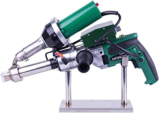 Handheld Plastic Welding Extruder Extrusion Gun for PP HDPE LDPE (110V Extruder)