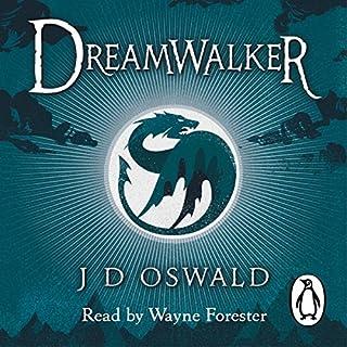 Dreamwalker audiobook cover art