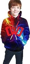 Muindancer Chad Wild Clay Hoodie Sweater Youth Hoody Fashion Pullover Sweatshirt for Boys/Girls