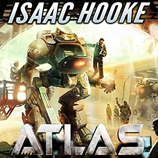 Atlas cover art