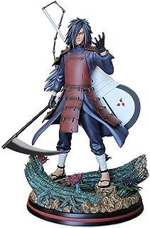 NARUTO Uchiha Madara 1/6 Scale Figure with Base And Double Head