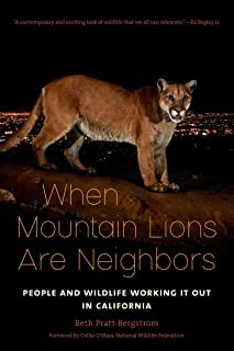 When Mountain Lions Are Neighbors: People and Wildlife Working It Out in California