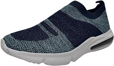 BingThL Chaussures de course pour femme, chaussures de sport, chaussures de tennis, chaussures de sport respirantes, chaus...