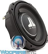 Jl Audio 10tw3-d8 Shallow-mount 10-inch subwoofer ( Dual 8 ohm voice coil )