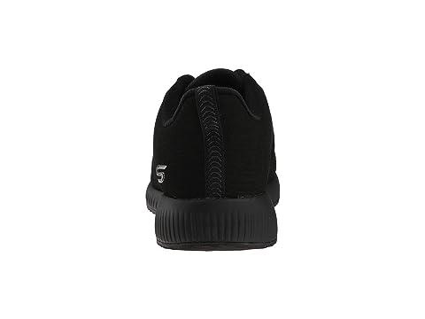 La Oscuro Blackdark Negro Equipo Cuadrilla Sacudidas Skechers De Bo Gris 68wqvx5qC