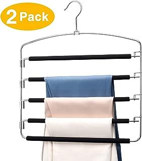 Best dress pants hangers Reviews