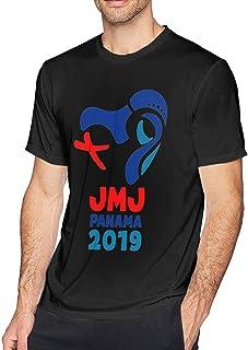 James Jmj World Youth Day Panama 2019 Logo Men's Short Sleeve T-Shirt