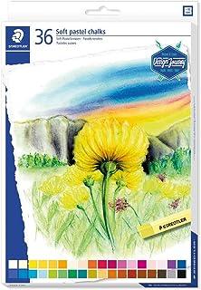Staedtler Karat Premium Quality Soft Pastel Chalks. 2430C36