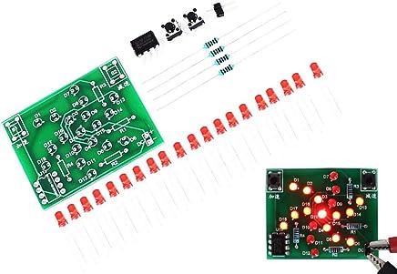 LED lampeggiante rotante Kit saldatura mulino elettronico - Trova i prezzi più bassi