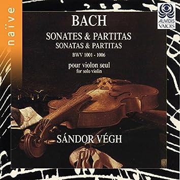 J.S. Bach: Les sonates et partitas pour violon seul