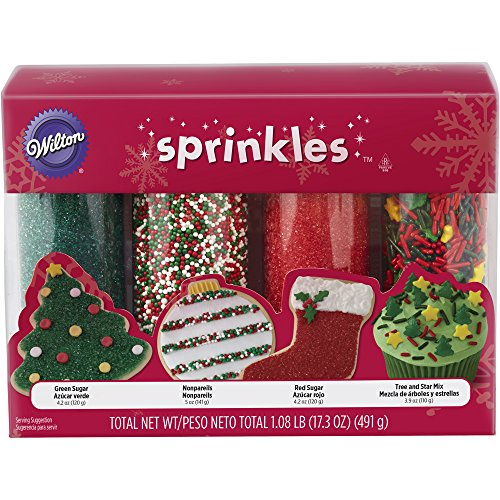 Wilton Holiday Sprinkles