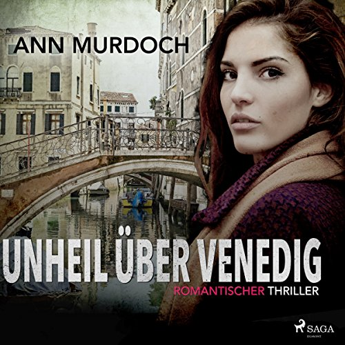 Unheil über Venedig audiobook cover art